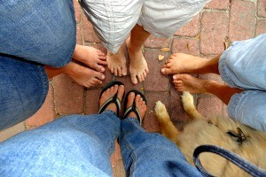 Barefoot St Simons