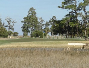 Golf on St Simons
