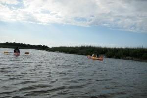 Kayak St Simons