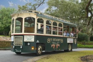 St. Simons Trolley Tours