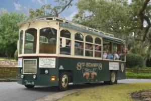 St. Simons Trolley Tours
