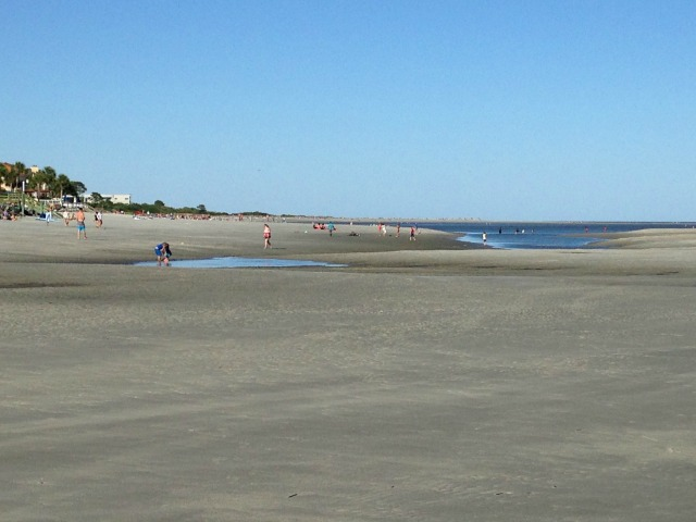All Beaches On The Island Are Public At Mid To Low Tide You Can Walk Beach From Gould S Inlet Way Village Roughly 3 Miles