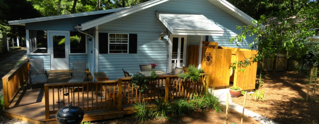 arli cottage | vacation rental | St Simons Island, GA