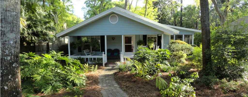 St Simons Island Vacation Rental Cottage