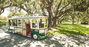 St Simons Island Historic Trolley Tours